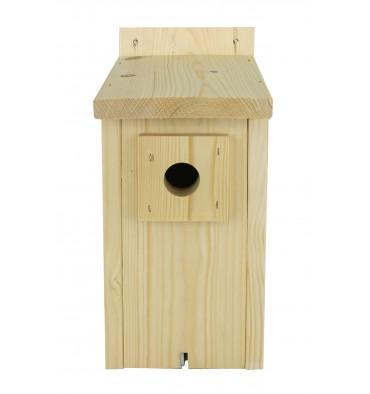 Budka lęgowa mała dla ptaków K-13