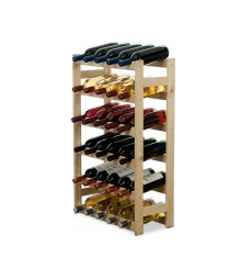 Stojak na wino BASIC 30