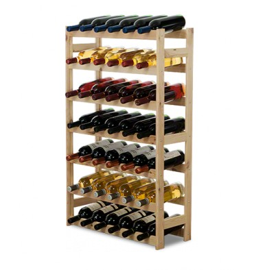 Stojak na wino BASIC 42