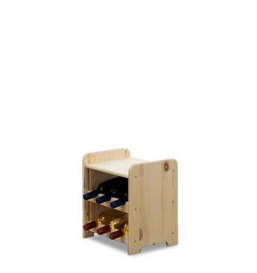 Stojak na wino CLASSIC 6P