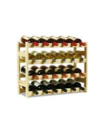 Stojak na wino BASIC 24PROMO