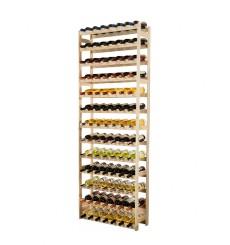 Duży Stojak na wino BASIC 91